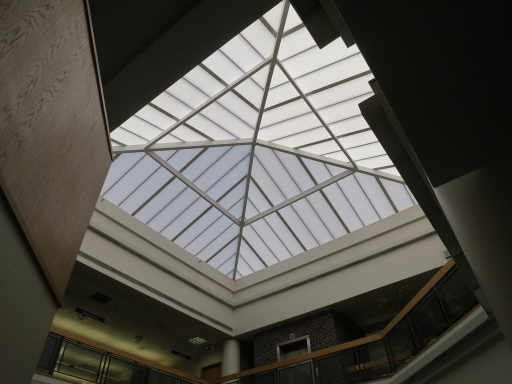 Custom Translucent Skylights